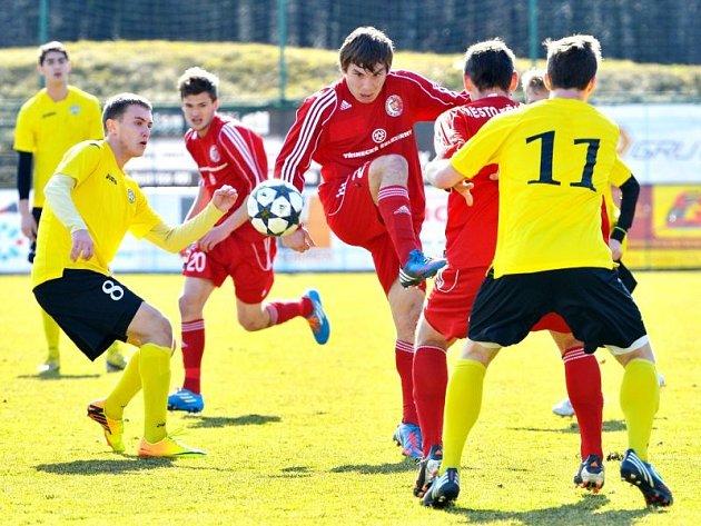 FK Fotbal Třinec – FC Hlučín 6:0
