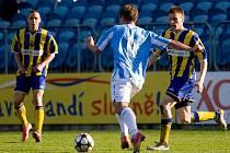 Slezský FC Opava - FC Zenit Čáslav 1:1