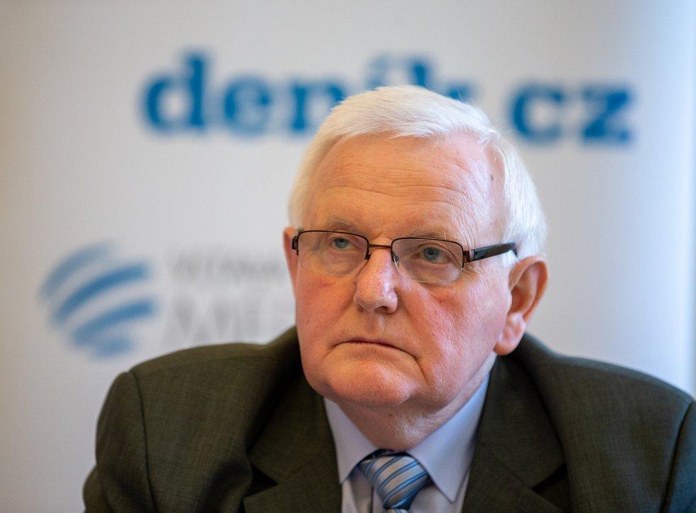Setkání Sdružení obcí Hlučínska, 17. dubna 2019 v Kravařích. Na snímku