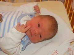 """Karolina Czekallová se narodila 16. července, vážila 3,215 kg a měřila 50 cm. """"Je to naše první miminko, přejeme jí hlavně zdraví,"""" uvedla maminka Veronika Janoschová a tatínek Jakub Czekalla ze Štěpánkovic."""