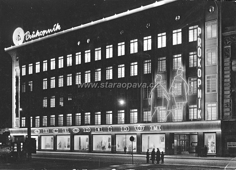 Breda v minulosti nesla různé názvy. Po únorovém puči v roce 1948 ji nový majitel pojmenoval Průkopník.