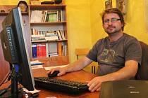 Archeolog Jiří Juchelka se svým týmem pracoval na průzkumu v okolí Müllerova domu.