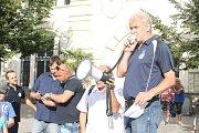 Netradičně na Horním náměstí v Opavě odstartoval v pořadí už čtyřiačtyřicátý ročník Týdne divů.