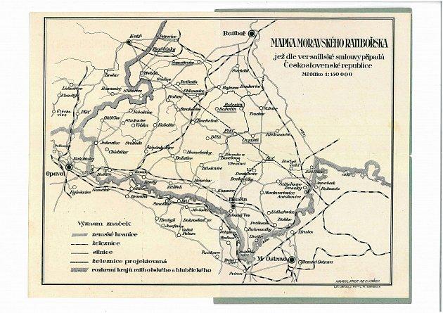 4. února 2020tomu bylo sto let od chvíle, kdy bylo kČeskoslovensku připojeno Hlučínsko.