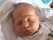 Teodor Vltavský se narodil 23. dubna, vážil 3,51 kilogramů a měřil 48 centimetrů. Rodiče Lucie a Ondřej ze Slavkova přejí svému prvorozenému synovi do života pevné zdraví, štěstí a ať dělá všem jen radost.