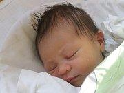 Adéla Raidová se narodila 20. prosince, vážila 3,52 kilogramů a měřila 48 centimetrů. Rodiče Simona a Honza z Malých Hoštic své prvorozené dceři přejí, aby byla v životě zdravá, šťastná a spokojená.