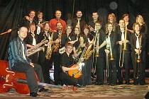 Big Band Krnov funguje od listopadu 2004.