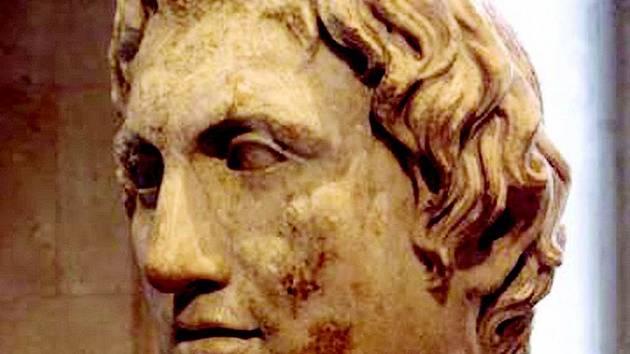 Alexandr Veliký je hlavním hrdinou opery T. Hanzlíka.