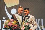 Budoucí reprezenanti naší země v soutěžích Mister Universe (vlevo) a Mister Global (vpravo) bok po boku.