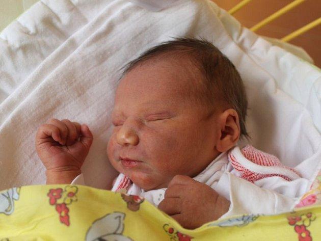 František Dobosz se narodil 8. prosince, vážil 3,605 kg a měřil 50 cm. Rodiče Marcela a Petr ze Staré Vsi u Bílovce mu do života přejí hlavně zdraví. Doma se na brášku už těší sourozenci Jan, Adam a Vašek.