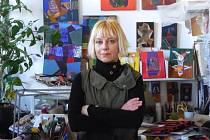 Tamara Kolenčíková je nedílnou součástí slovenské výtvarné scéna od osmdesátých let.