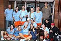 Ženský florbalový tým SK P.E.M.A. Opava