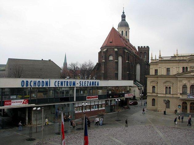 Město nechalo udělat výzkum o názorech Opavanů na budovu Slezanky.