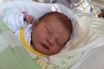 David Stromský se narodil 15. ledna 2020, vážil 3,28 kilogramu a měřil 49 centimetrů. Rodiče Jana a Antonín z Oldřišova mu přejí zdraví, štěstí a Boží požehnání. Na brášku se už doma těší sestra Veronika.