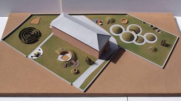 Návrh podoby nové zahrady v Mateřské škole Havlíčkova.