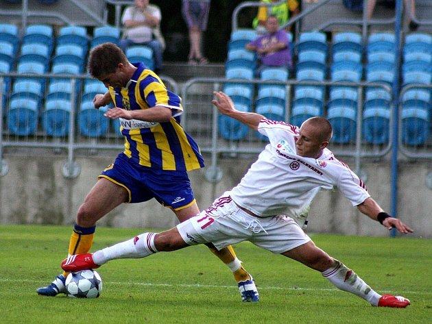 Slezský FC Opava - FK Fotbal Třinec 1:2