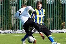 Slezský FC Opava B – Kravaře 4:2