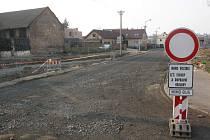 Podle plánů má být rekonstrukce křižovatky Bílovecká – Hlavní dokončena v září.