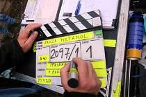 Jednu z hlavních postav dvoudílného snímku Metanol ztvárnil přední český herec Lukáš Vaculík.