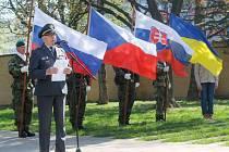Plukovník ve výslužbě Miloslav Neuberg vzpomínal na průběh osvobozovacích bojů v Opavě a okolí.