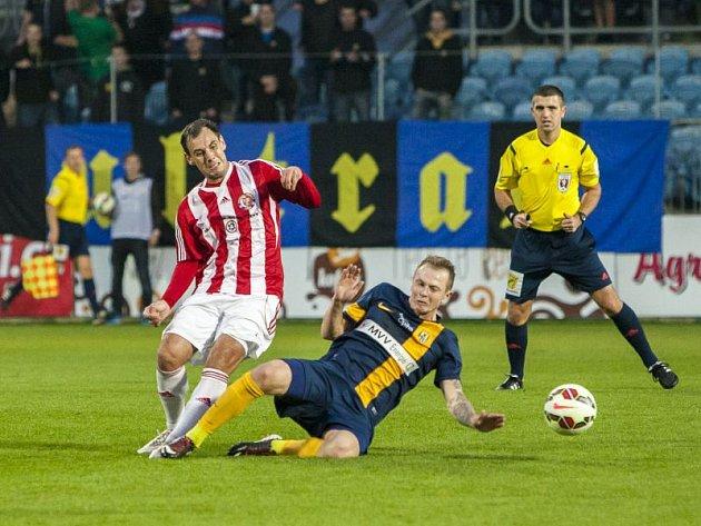 Slezský FC Opava – FK Fotbal Třinec 0:0