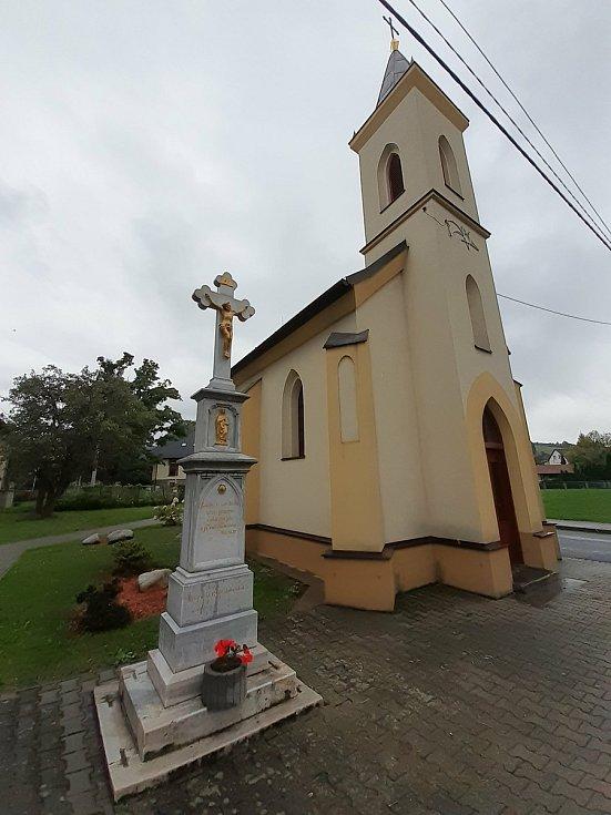 Kaple v Háji ve Slezsku.