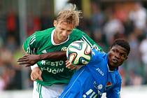 FC Hlučín – FC Baník Ostrava 1:2