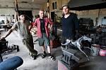 Nad dovednostmi kovářů z milostovické kovárny zůstává rozum stát. Samozřejmě v tom pozitivním slova smyslu.