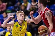 BK Opava - ČEZ Basketball Nymburk 60:81