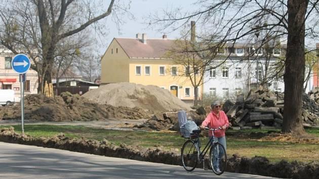 Městské Sady mění svou podobu. Opavská radnice na jejich úpravu získala 21,5 milionu korun.