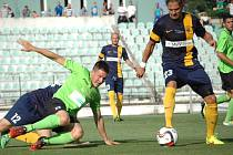 FK Baník Most – Slezský FC Opava 0:3