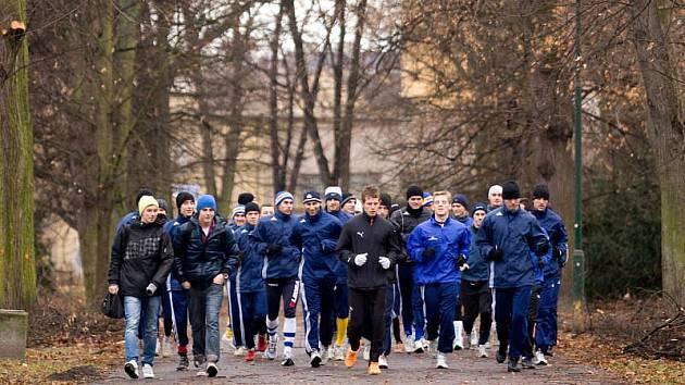 Tři dny přípravy mají za sebou druholigoví fotbalisté Opavy.