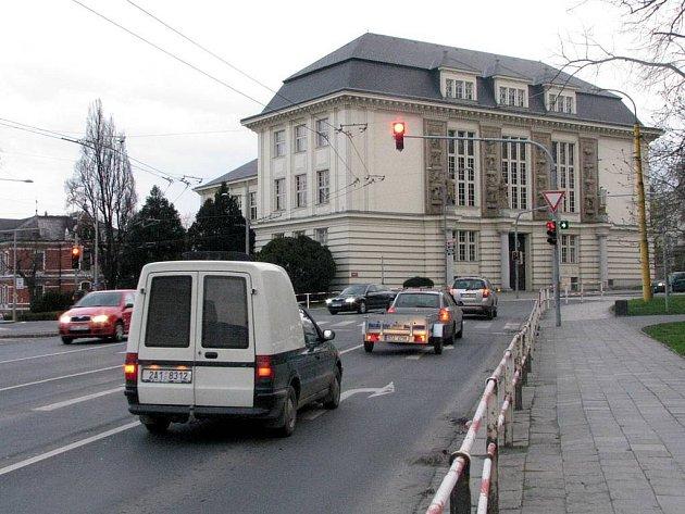 Knihovna Petra Bezruče.