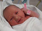 Zoe Sýkorová se narodila 1. února 2018, vážila 3,09 kilogramu a měřila 48 centimetrů. Rodiče Andrea a Michal z Mokrých Lazců přejí své prvorozené dceři do života hlavně zdraví.