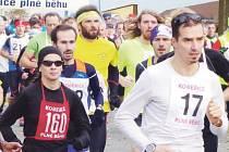 Kobeřické dvacítky se účastní také běžci ze zahraničí.