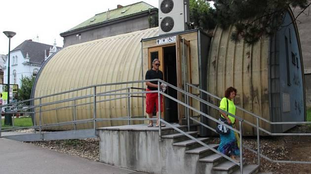 Nejvíce využívané toalety jsou ty v ulici Popská.