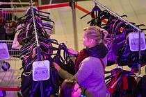 Kabelkový veletrh Deníku v opavském Obchodním centru Breda & Weinstein.
