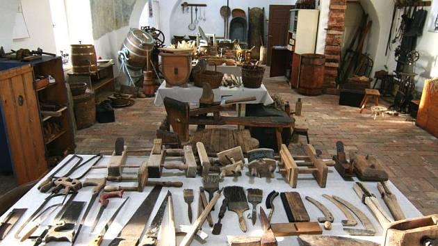 Muzeum Slezský venkov v Holasovicích. Ilustrační foto.