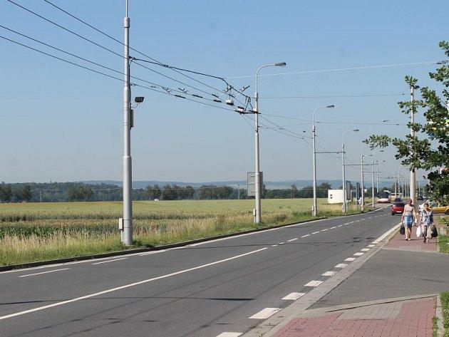 Budoucí majitelé pozemku na Olomoucké ulici mají lokalitu využít ke stavbě bytových domů.
