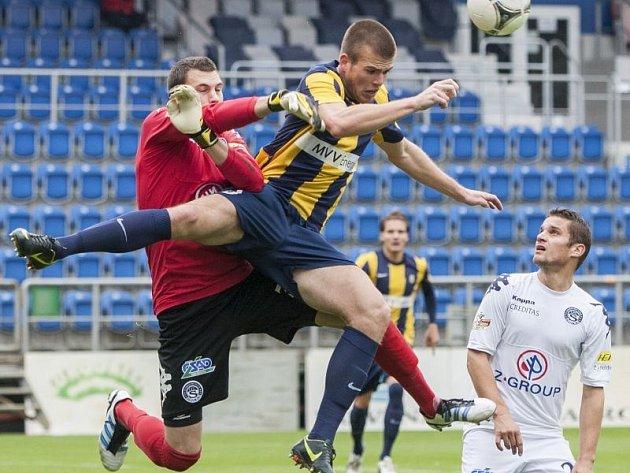 1. FC Slovácko B - Slezský FC Opava 0:0