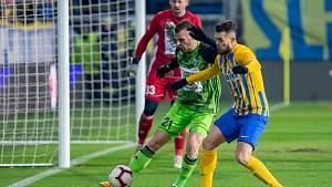 Fotbal: Opava - Ml. Boleslav