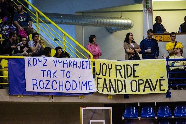 BK Opava - BK JIP Pardubice 81:65