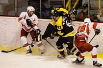 Hokejový klub Opava – HC Moravské Budějovice 2005 2:3 po nájezdech