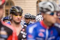 Náročnou trať Silesia Merida Bike Marathonu v sobotu zdolávala skoro tisícovka cyklistických nadšenců. Závody na 55 a devadesát kilometrů odstartovaly jako každý rok z opavského Horního náměstí a pokračovaly vlnitým terénem Přírodního parku Moravice.