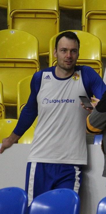 Petr Bohačík ppsílil Opavu
