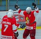 HC Slezan Opava - HC TATRA Kopřivnice3:0