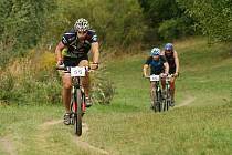 Opavský terénní triatlon InSPORTline Xterra Challenge v okolí Stříbrného jezera. Ilustrační foto z prvního ročníku.