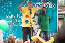 Vítkovské děti potěší i vystoupení Michala Nesvadby.