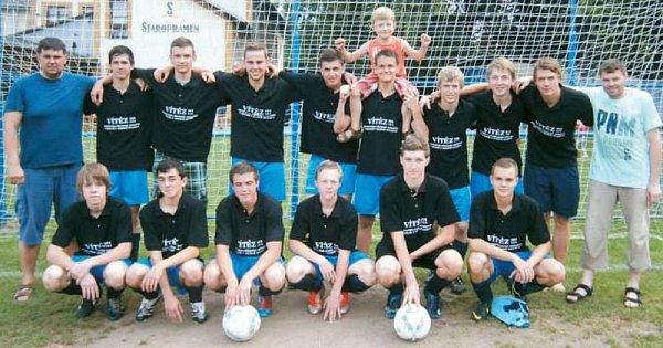 FK Strahovice – dorost