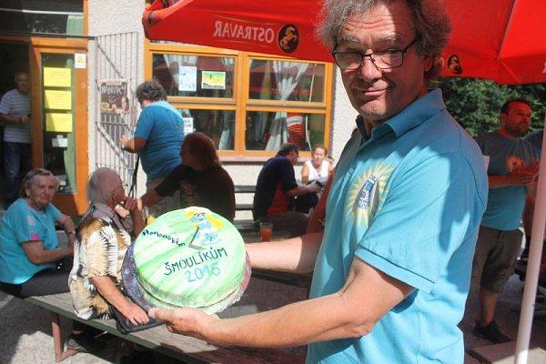 Vsrpnu se pravidelně vDobroslavicích koná tzv. Dobroslavické kosení, jehož pátý ročník byl na programu otomto víkendu.